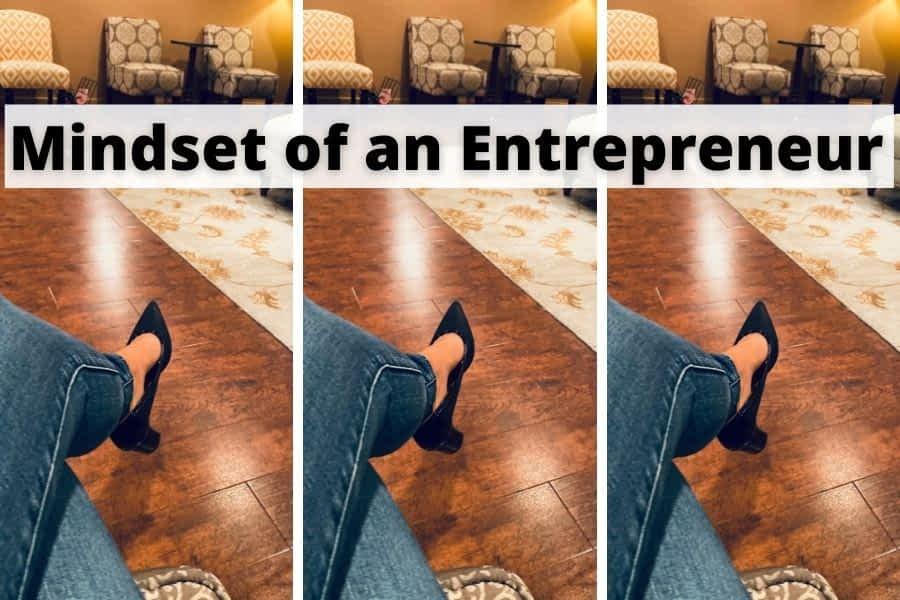 mindset of an entrepreneur