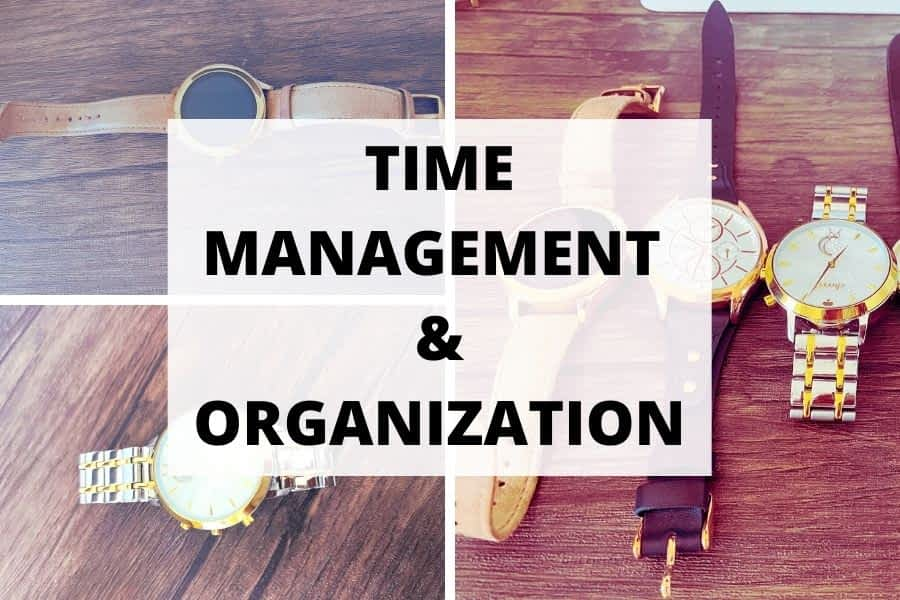 7 TOP TIME MANAGEMENT AND ORGANIZATION FACTS – LIFEHACK