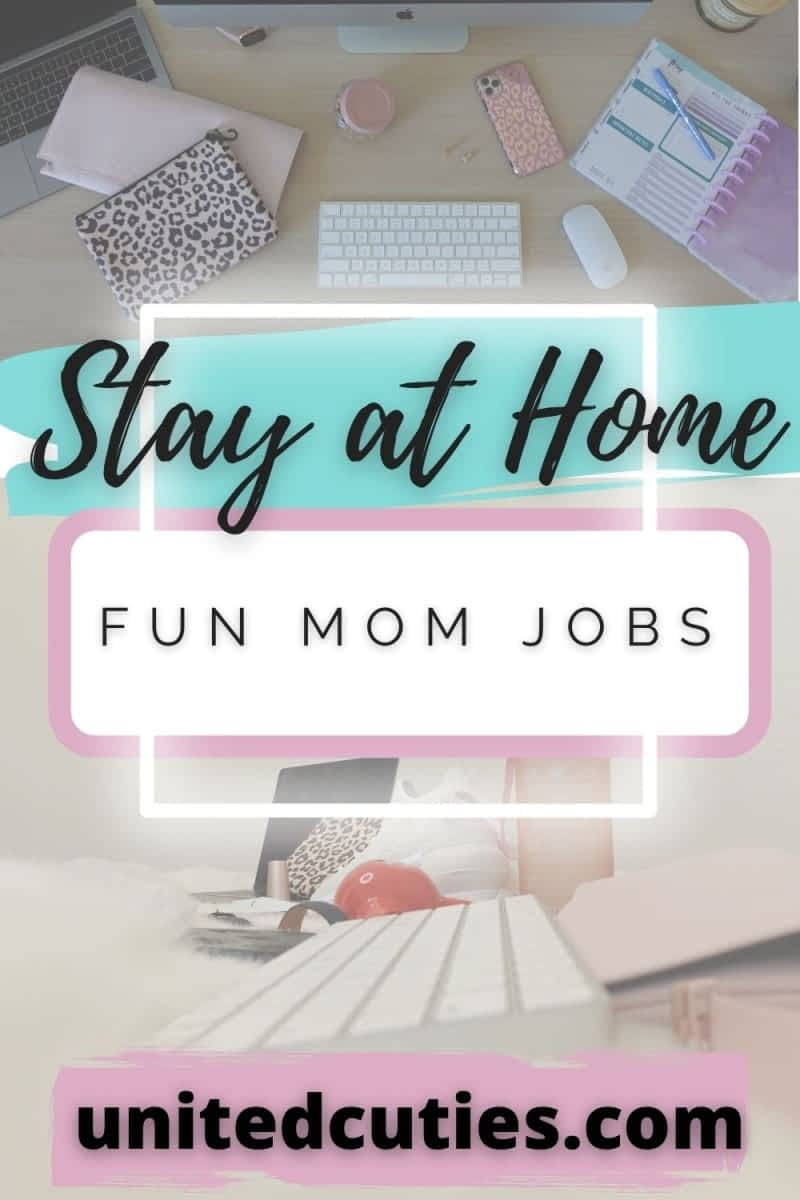 5 STAY AT HOME MOM HOBBIES (TO MAKE MONEY)
