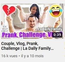 youtube video dally family