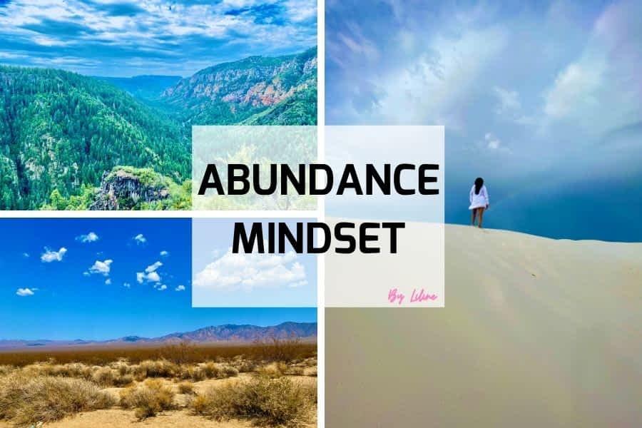 WHAT NO ONE TELLS YOU: MINDSET OF ABUNDANCE