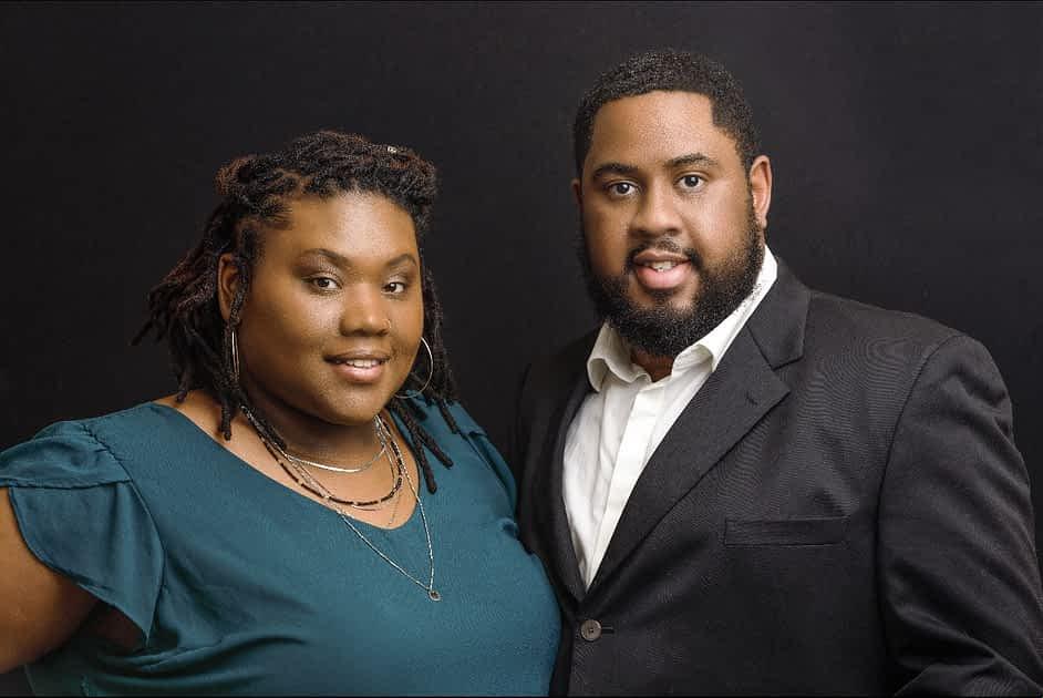 L&T couple picture